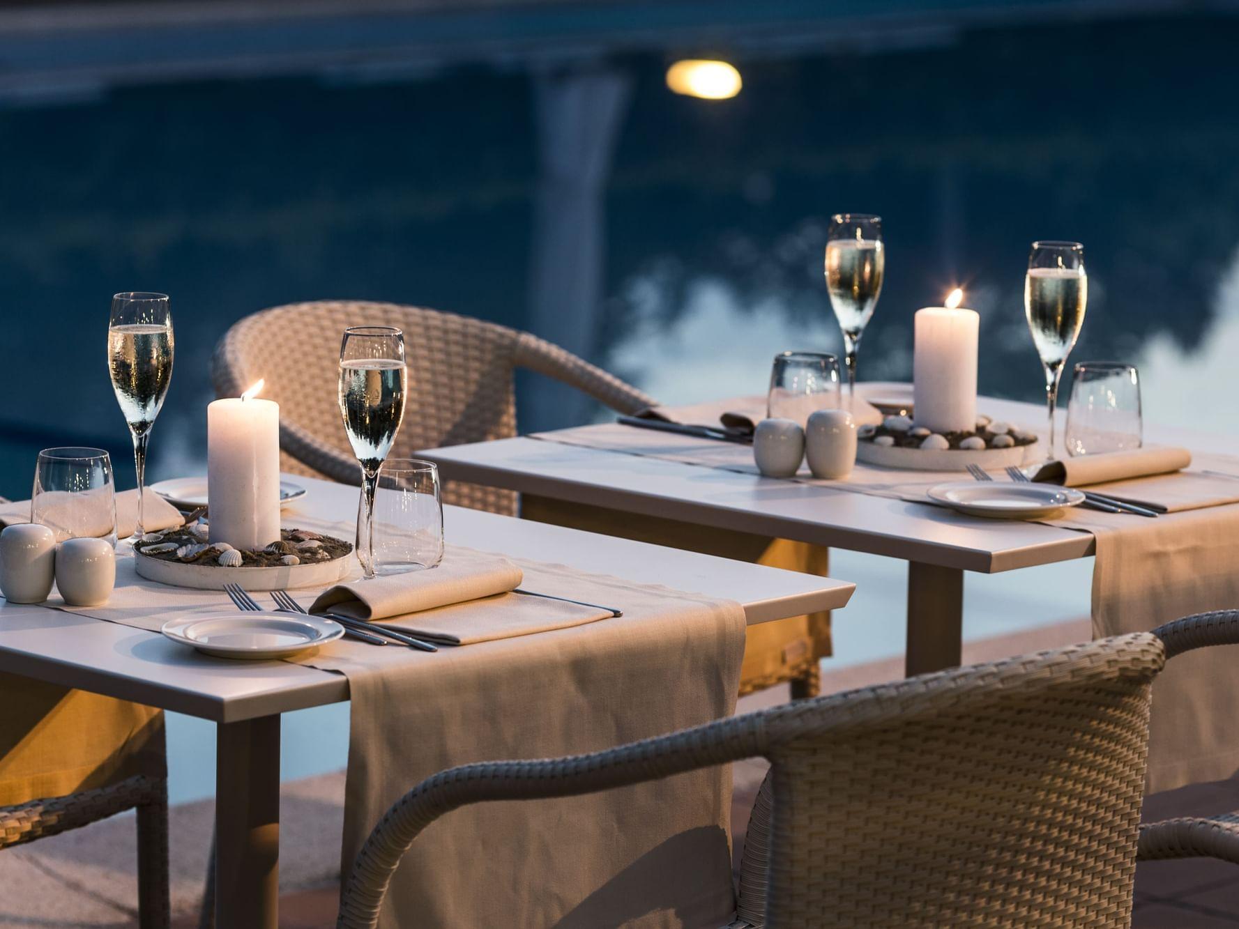 """La Vela Bar & Restaurant by """"UNA cucina"""""""