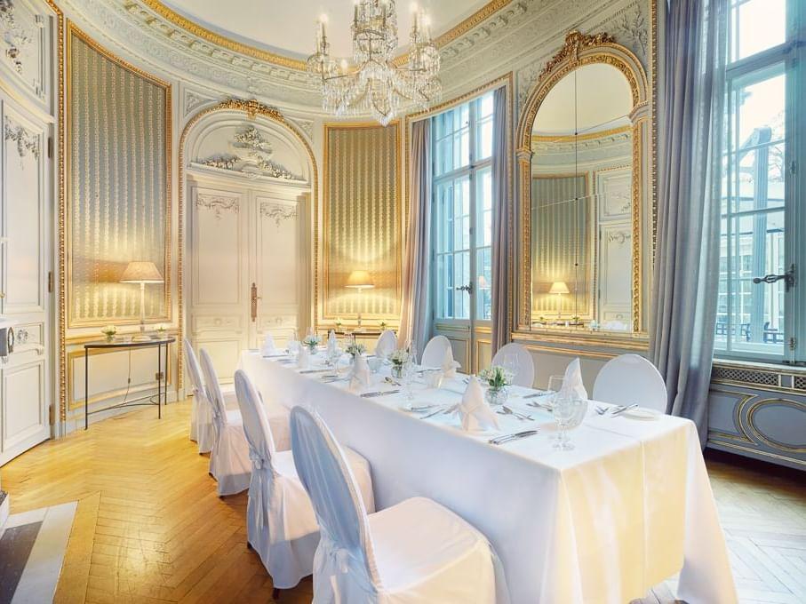 Vestibuel Event Room at Patrick Hellman Schlosshotel