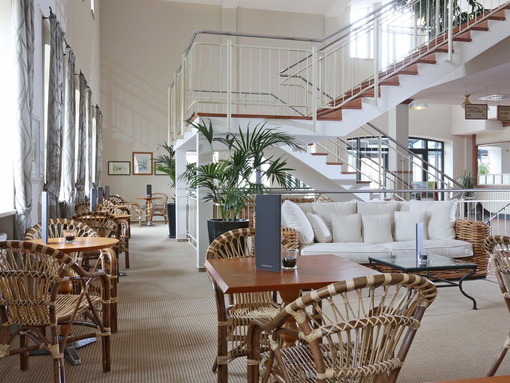hotel bar at Precise Resort Rügen