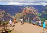 Waimea Canyon, is a popular destination for guest at Waimea Plantation Cottages