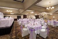 Coast Prince George Hotel by APA - Ballroom - Wedding Reception - Copy