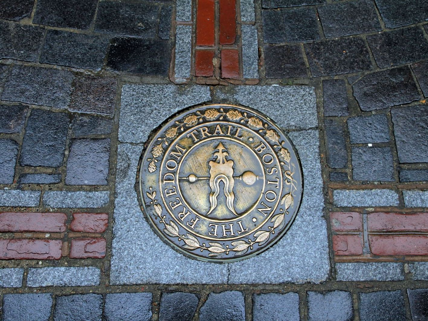 The Freedom Trial logo