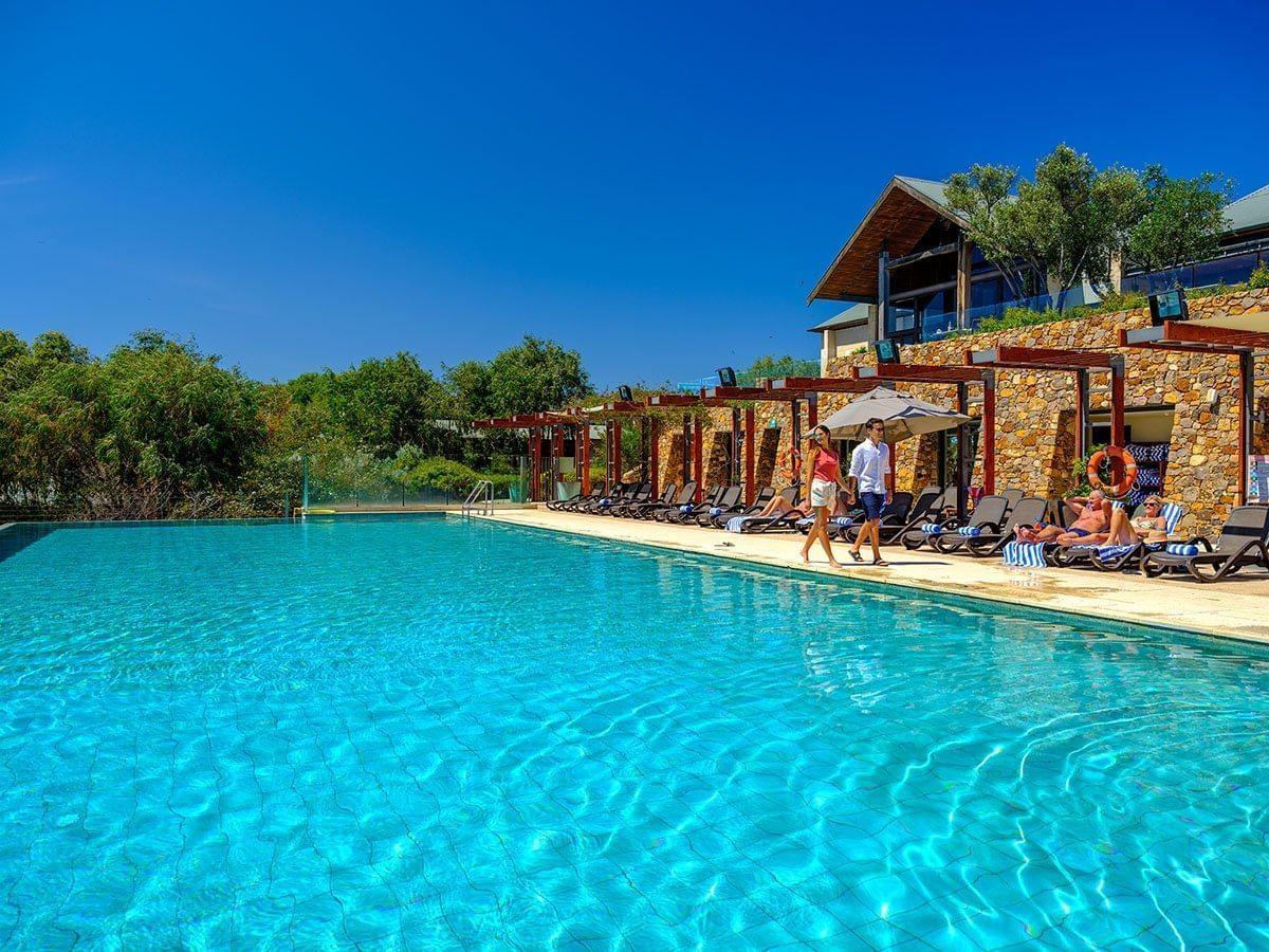 Perfect Honeymoon at Pullman Bunker Bay Resort