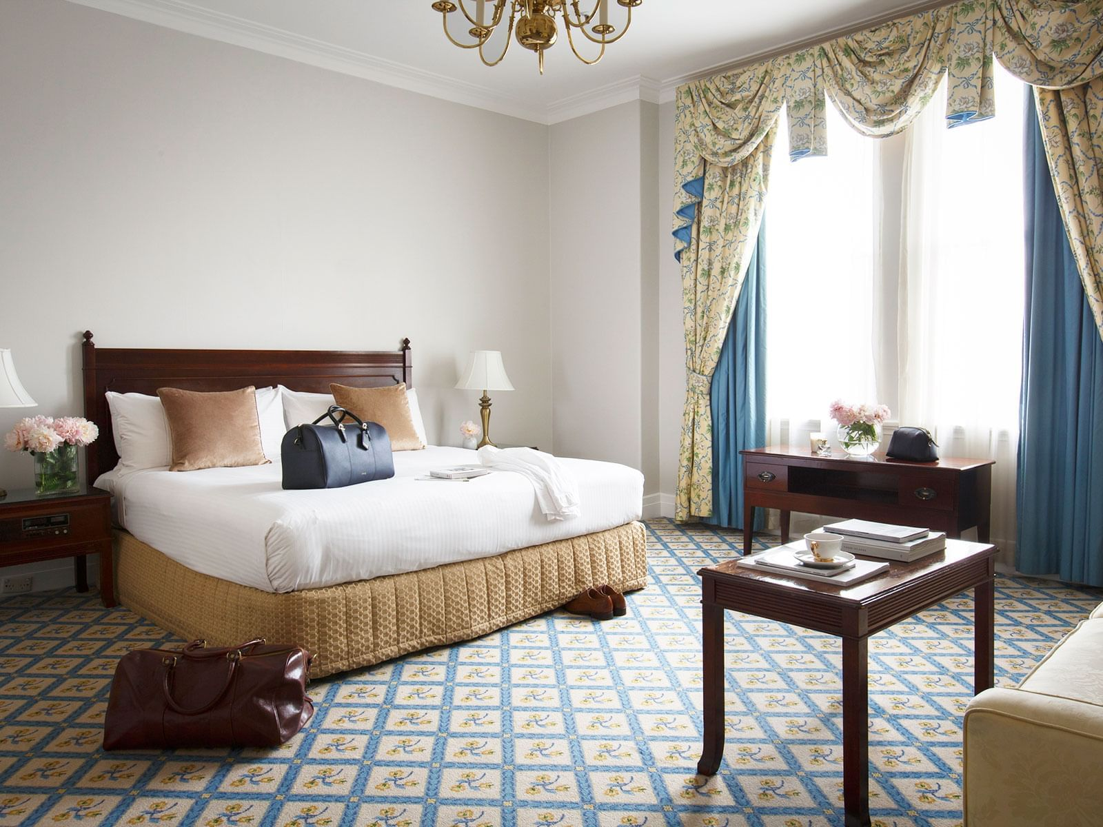 Deluxe Room at The Hotel Windsor Melbourne