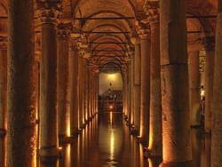 Basilica Cistern - eresin hotels topkapi