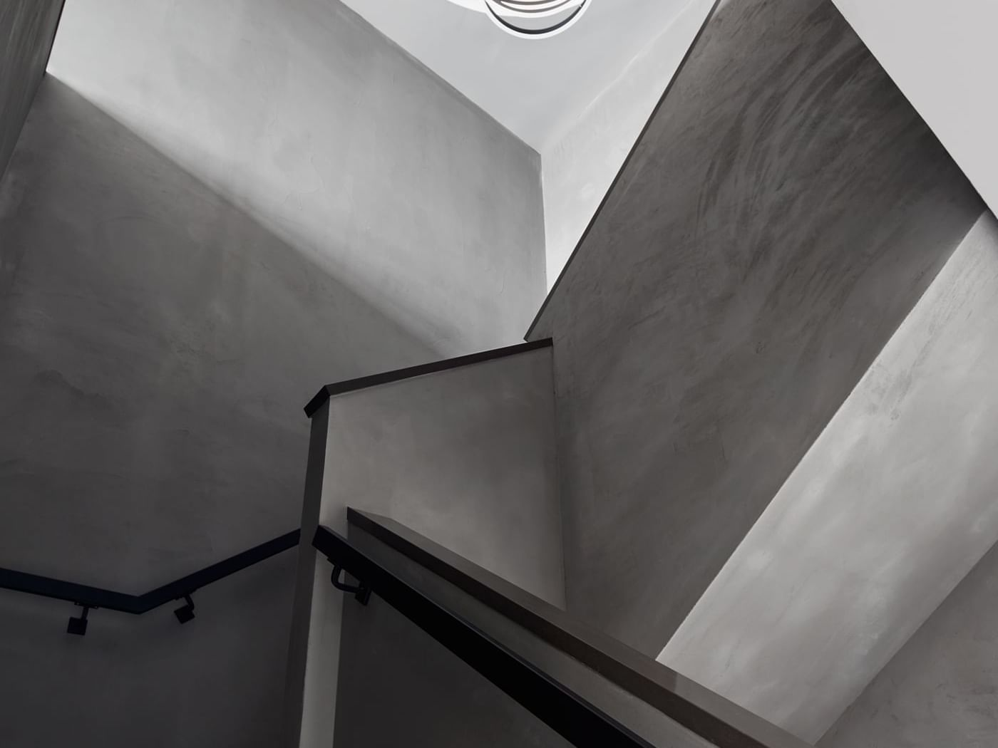 Poliform Penthouse Staircase
