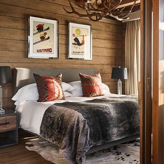 Bedroom - Marbella Club
