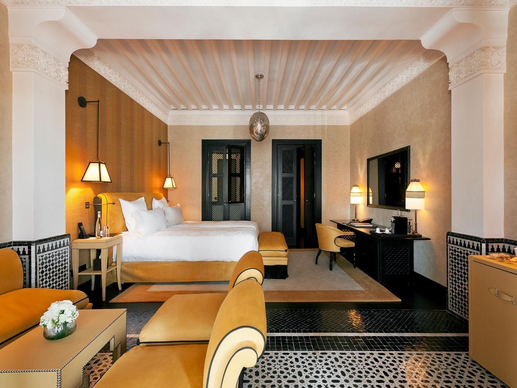Superior Room at Selman Marrakech Hotel