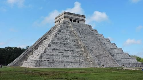 Chichen Itza archaeological site near The Reef Resorts