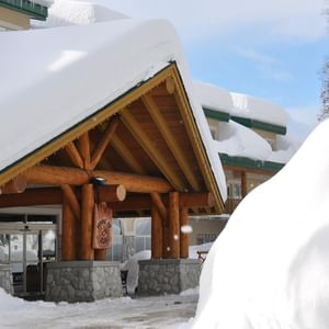 Coast Hillcrest Hotel - Exterior Winter