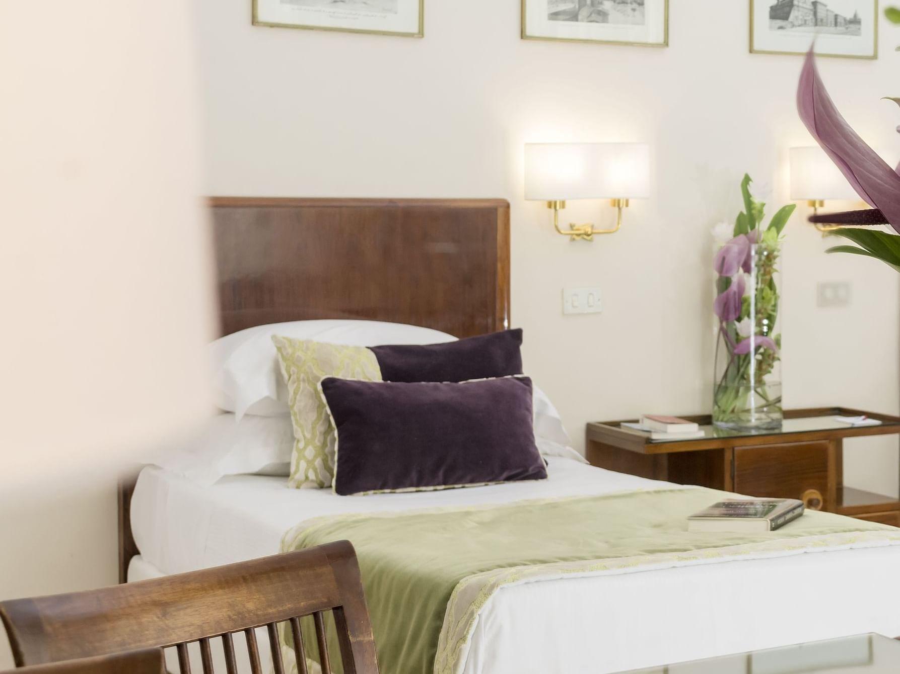 Classic Single Room in Bettoja Hotel Atlantico