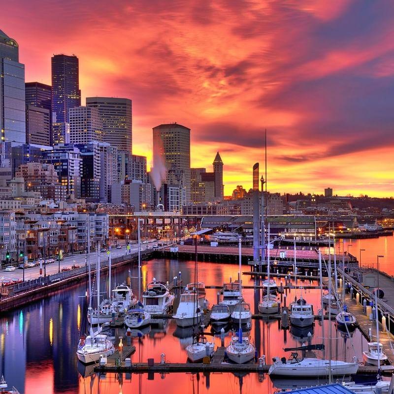 Seattle Waterfront - WARWICK CORPORATE