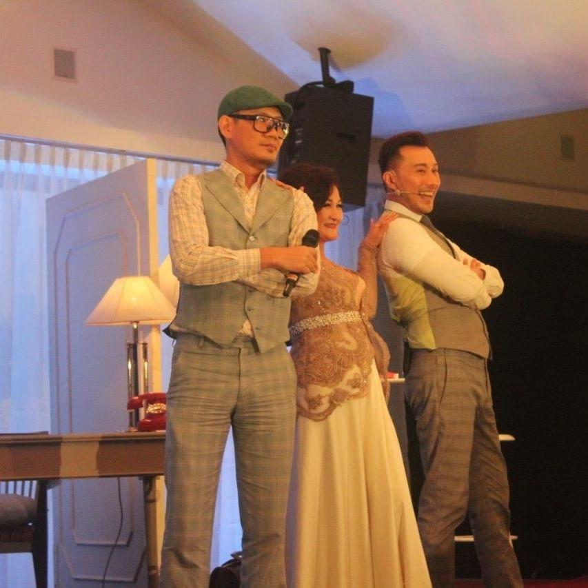 Modern Grand Hotel - A Storytelling Live Concert