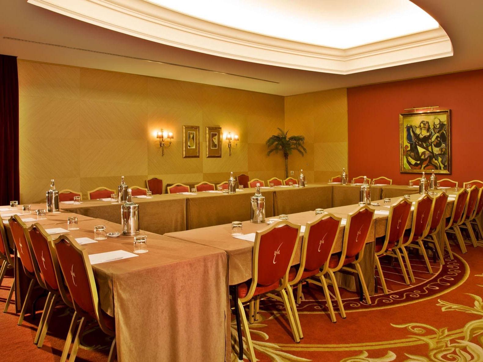 Salón de Reunión XVI del Hotel Cascais Miragem Health & Spa
