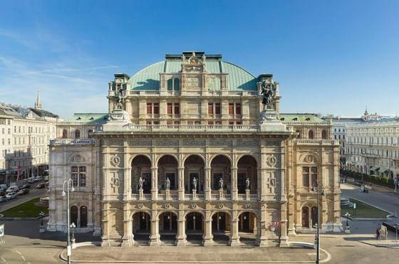Attractions near Ambassador Hotel in Vienna