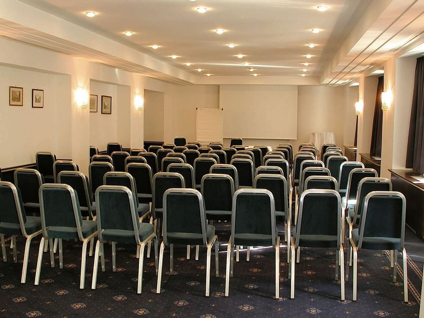 Conference room at Ambassador Hotel in Vienna