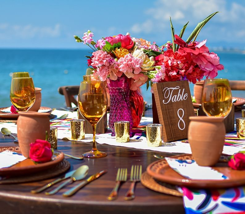 magical sea view best dining place at Sunset Plaza Beach Resort