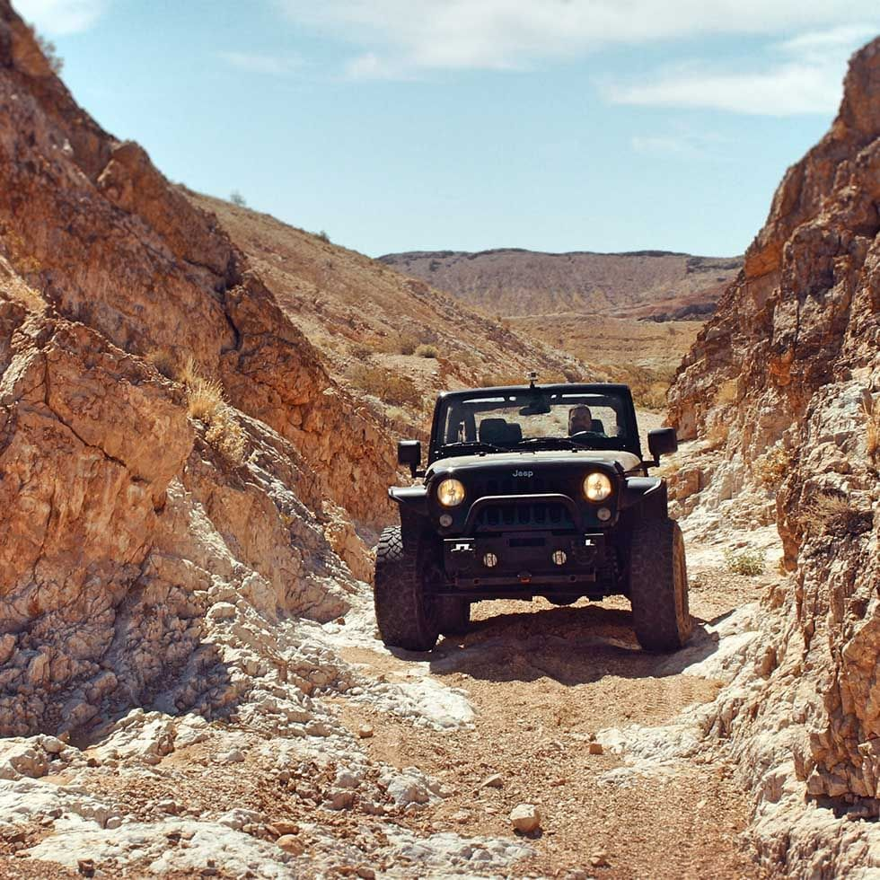 Jeep Drive near Falkensteiner Hotels and Residences