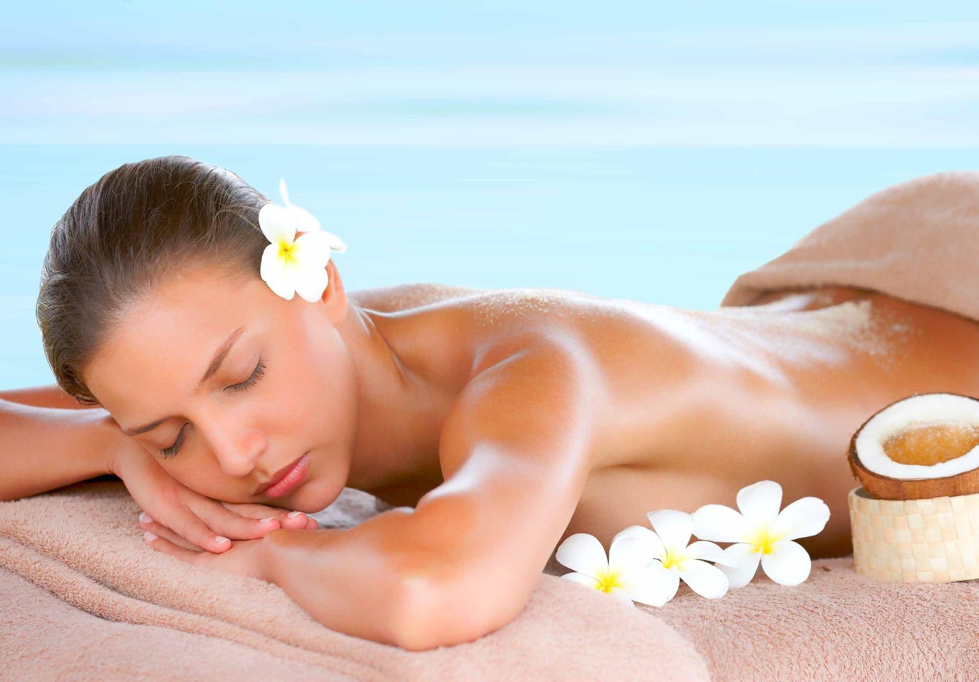 Body Ritual treatment at Daydream Spa at Daydream Island Resort