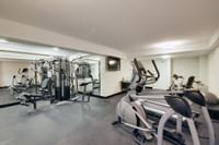 Coast Kamloops Hotel & Conference Centre Fitness
