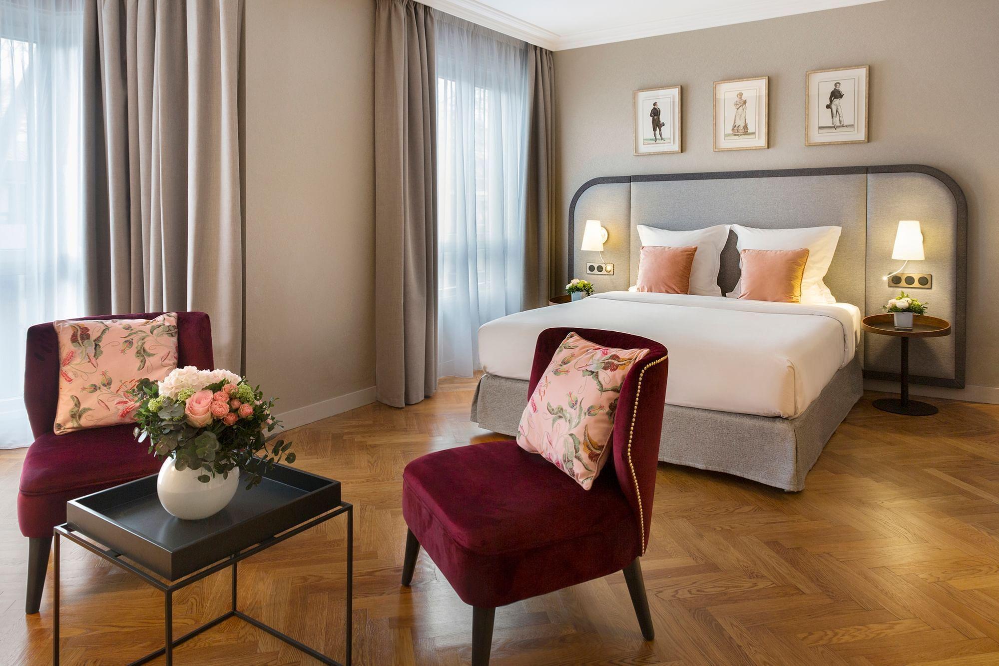 Deluxe Room Warwick Reine Astrid Lyon