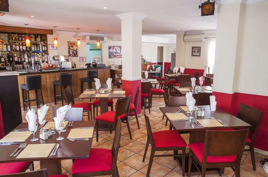 Sunset Harbour Club Restaurant