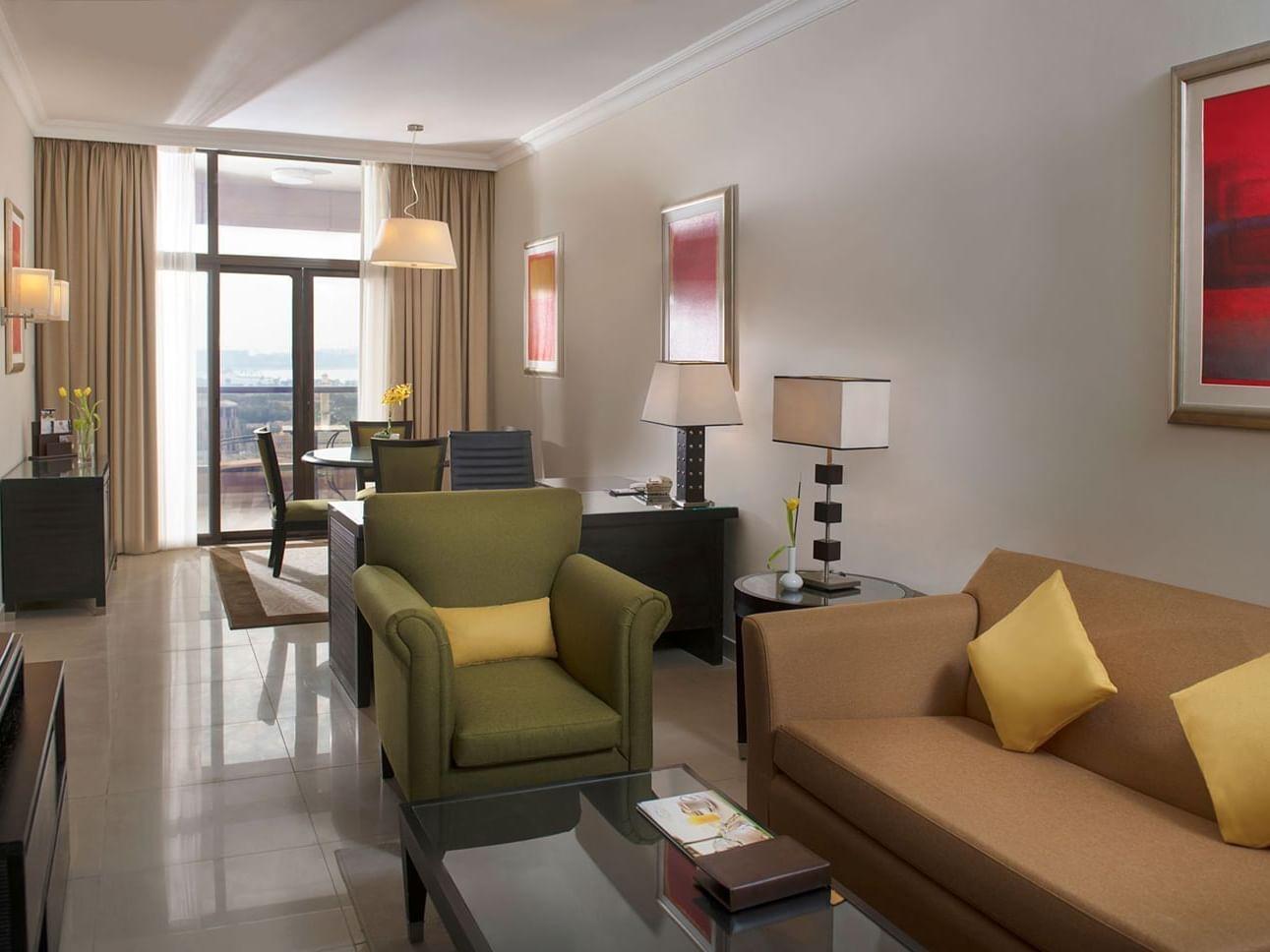 premium apartments with sea view