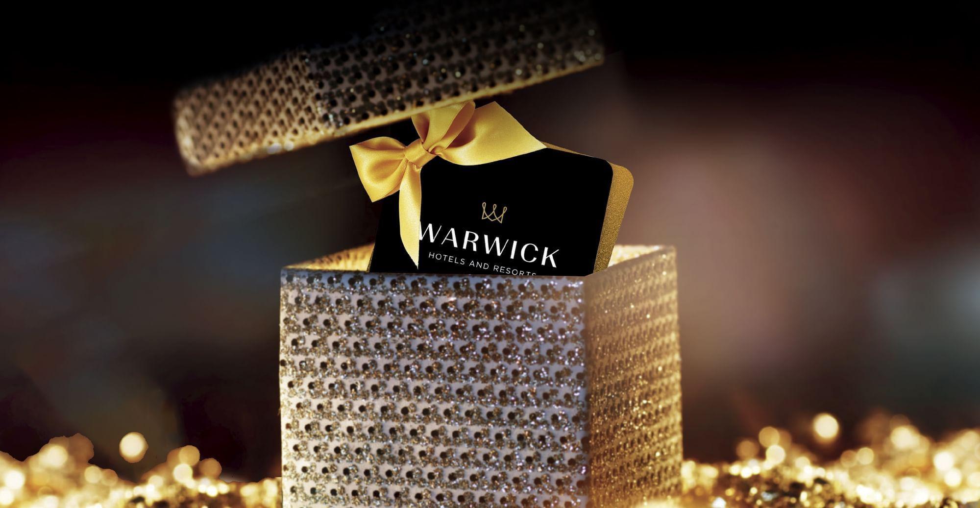 Carte cadeau Warwick Hotels