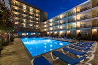 Coast Capri Hotel  Pool