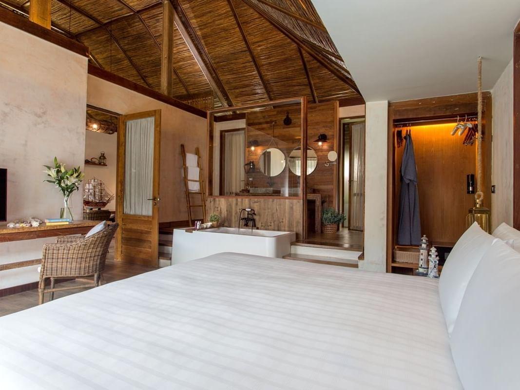 Two Bedroom Pool Villa at U Hotels and Resorts