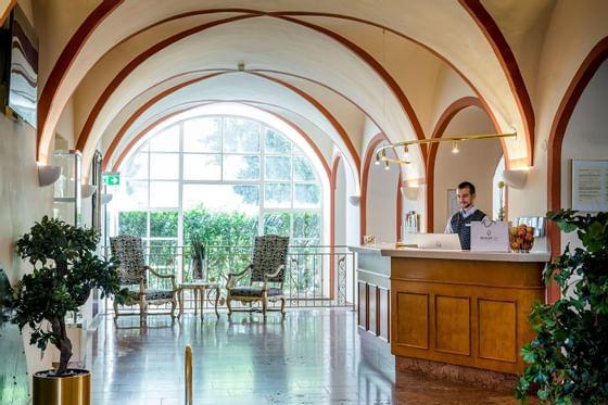 Hotel am Mirabelleplatz, Hotel mit Geschichte, Entspannung