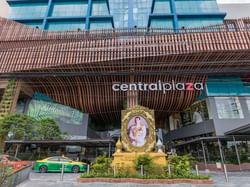 Central Rama 3 near the Chatrium Hotel Riverside Bangkok