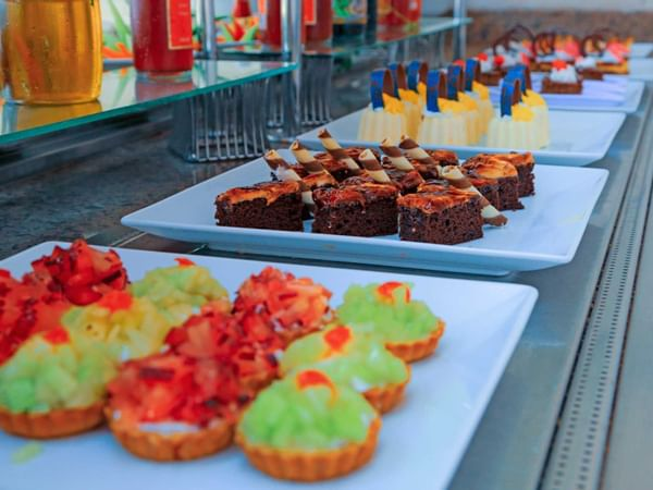 Cakes And Sweets Buffet Table