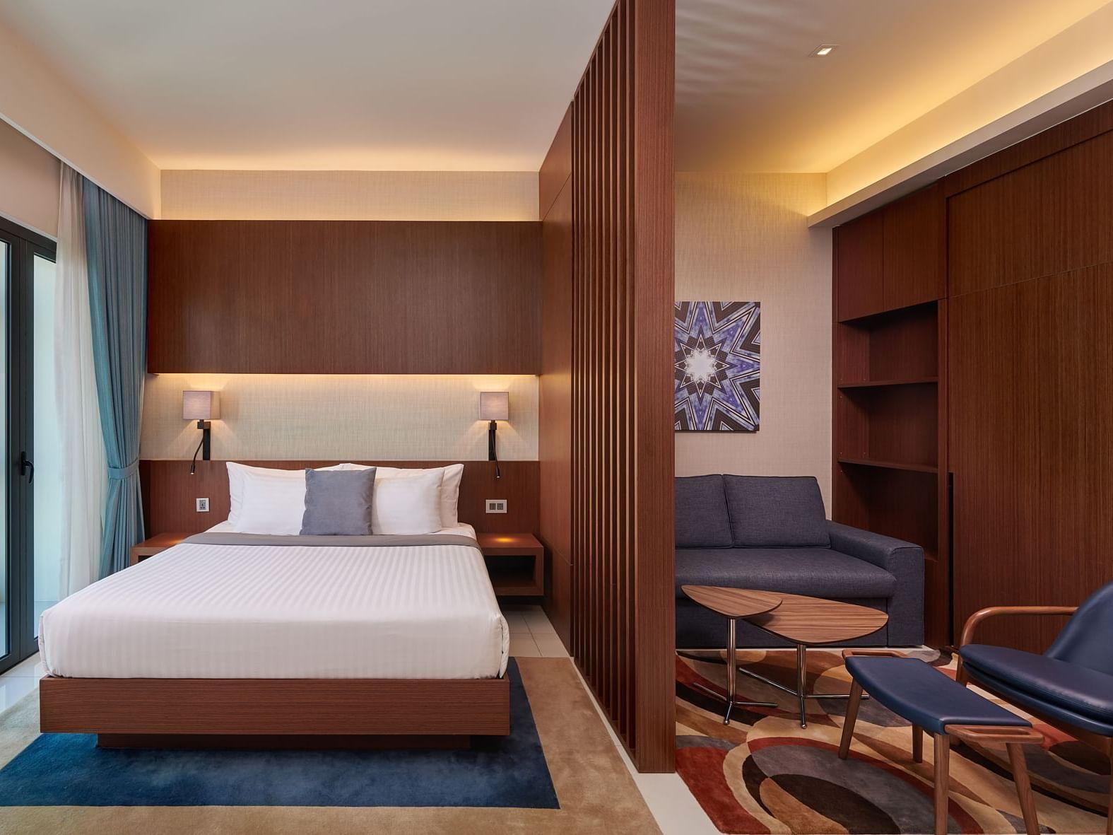 Studio Suite at Tribeca Serviced Apartments in Jalan Imbi, Kuala Lumpur