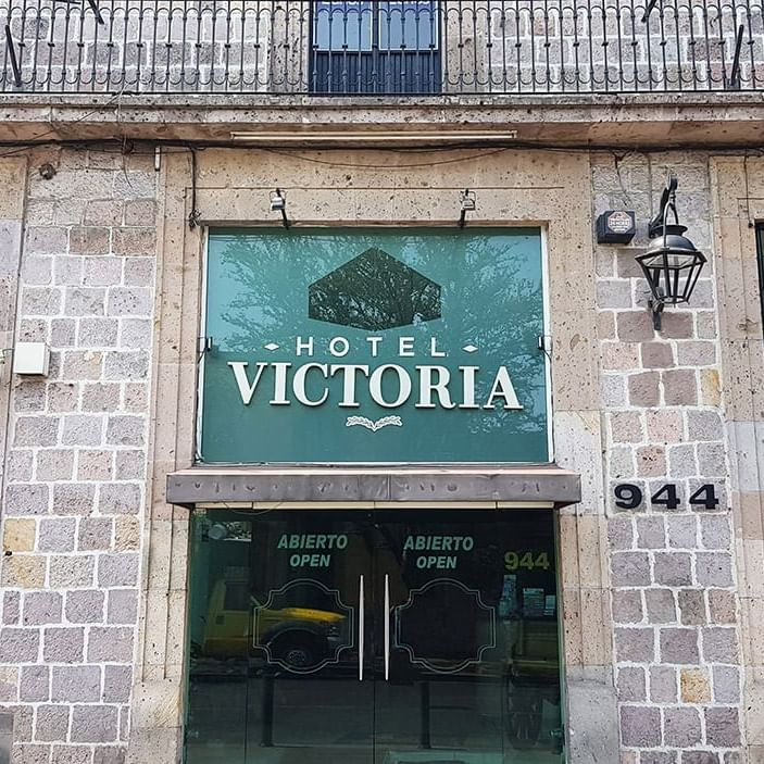 Hotel Victoria Morelia by DOT Tradition