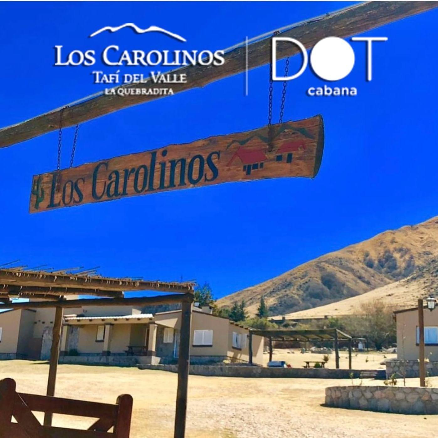 Los Carolinos by DOT Cabana