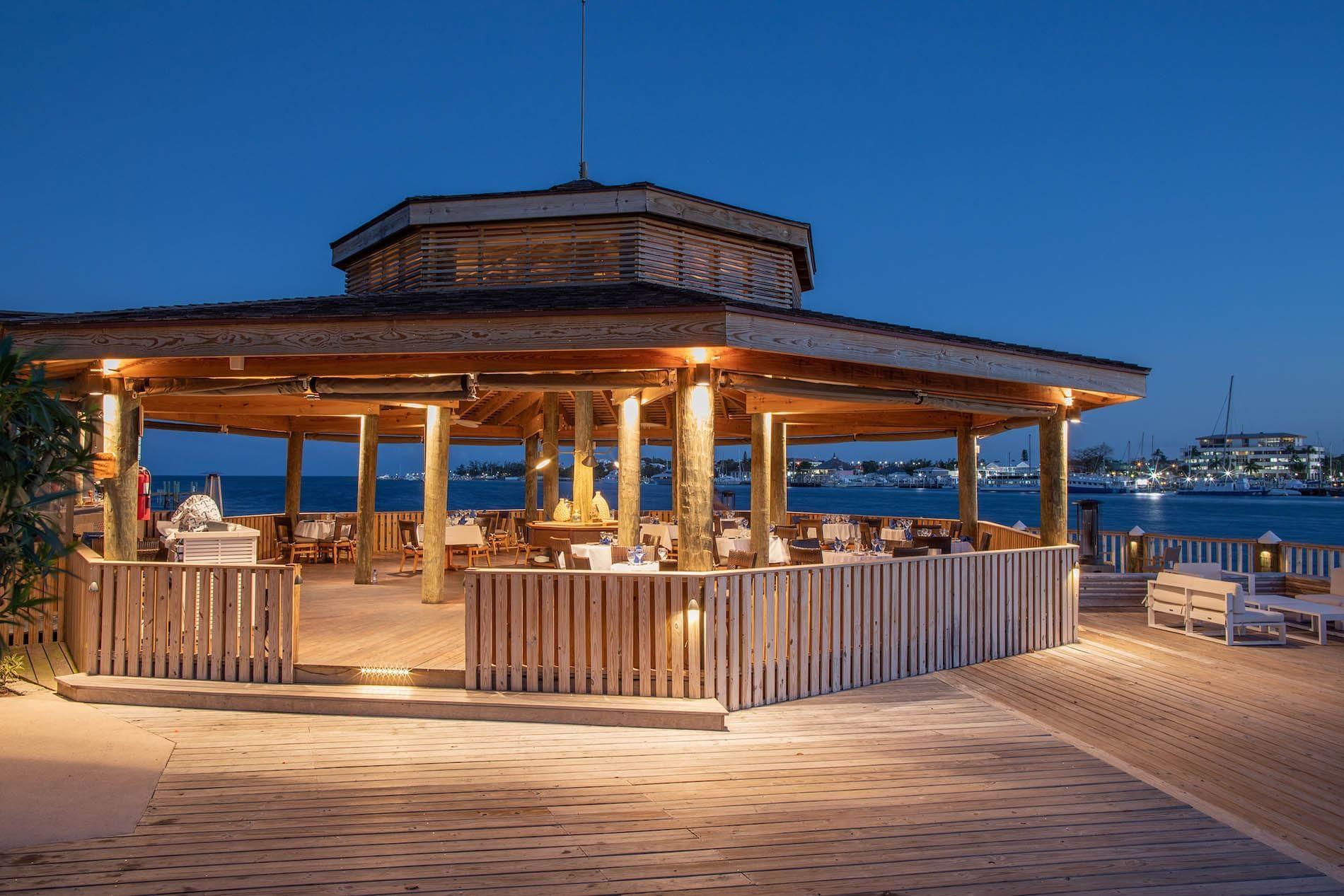 Edgewater Grill at Warwick Paradise Island