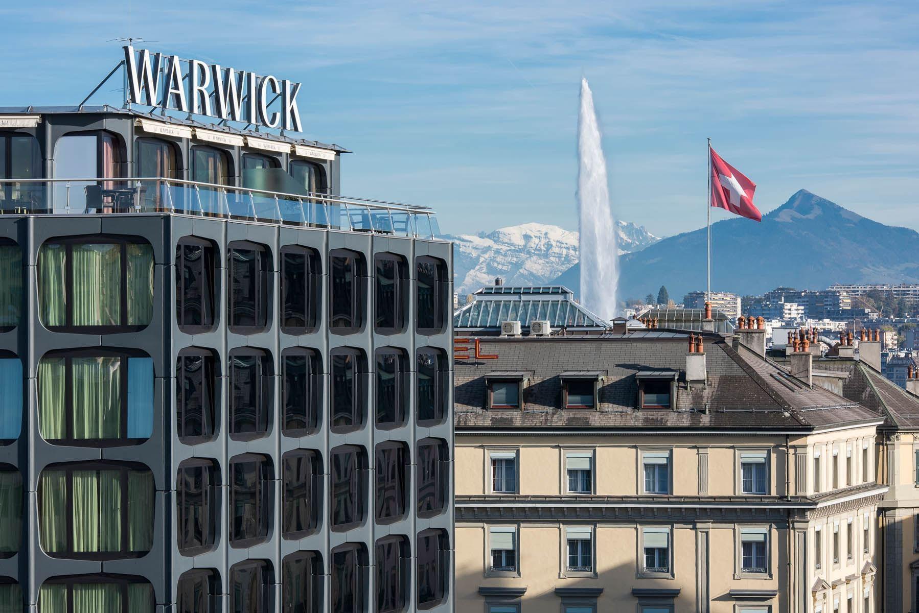 Meilleures offres au Warwick Geneva