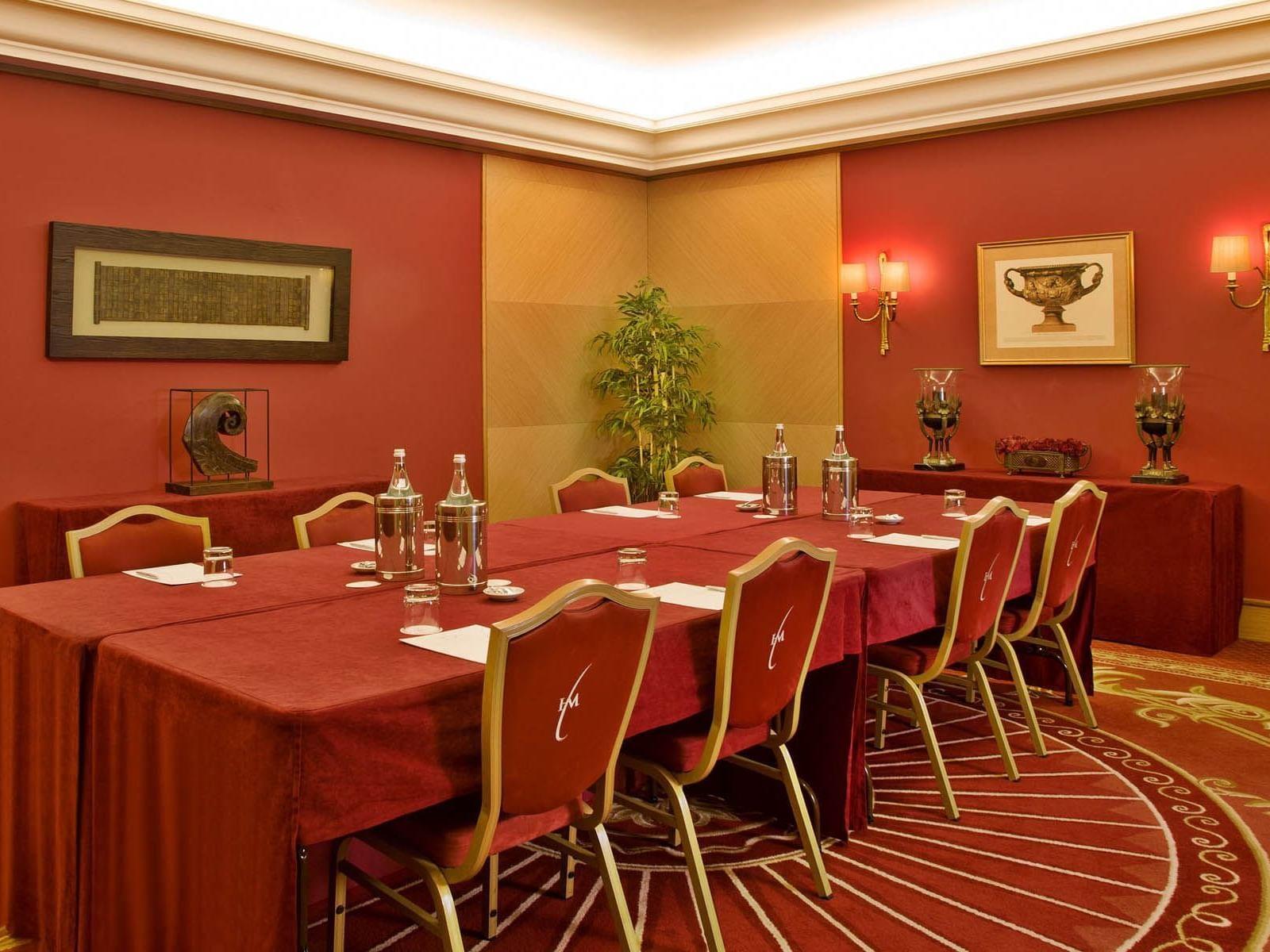 Salón de Reunión XII , XVIII del Hotel Cascais Miragem Health & Spa
