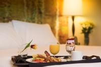 Coast Canmore Hotel & Conference Centre - Guest Room Breakfast
