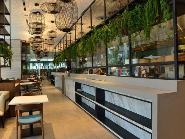 Facilities at Tribeca Serviced Apartments in Jalan Imbi, Kuala L