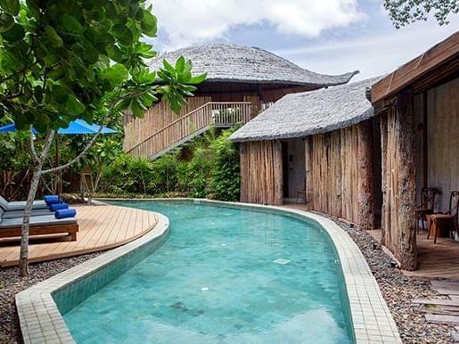 Pool Access Family Villa at U Hotels and Resorts