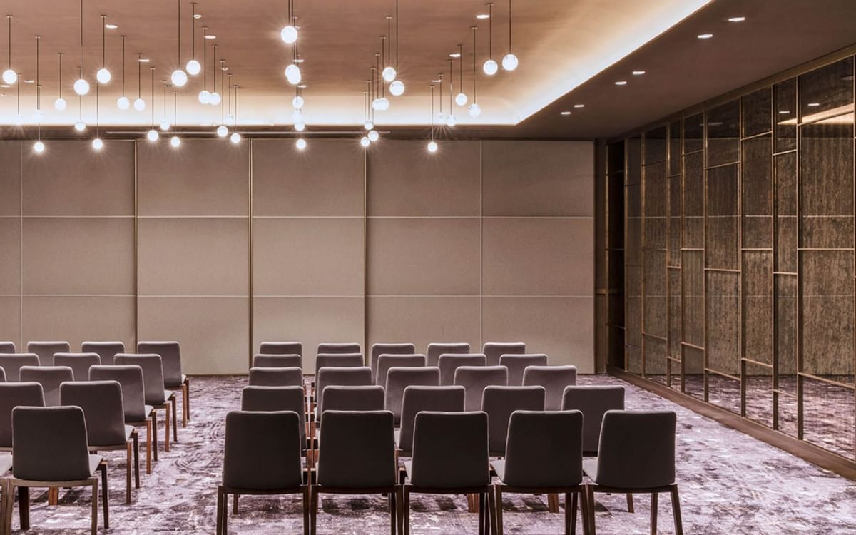 Meetings and Events conference space at Almanac Barcelona