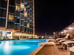 Pool of the Azalai Abidjan hotel