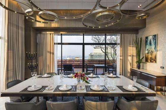 Chatrium Hotels & Residences Penthouse