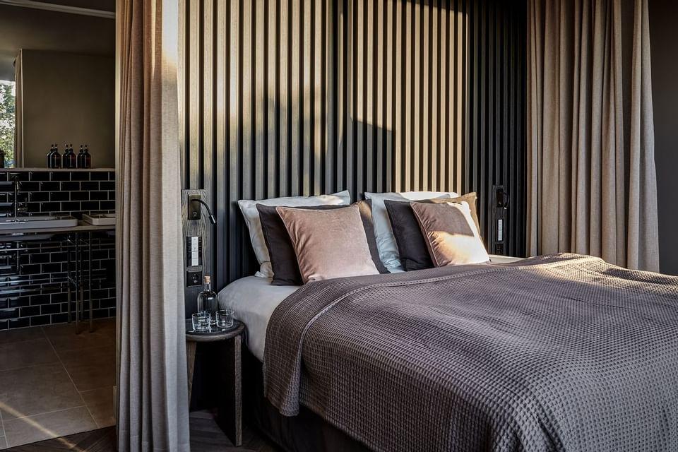 Comfort city & Premium City bedroom at Mauritzhof Hotel Münster