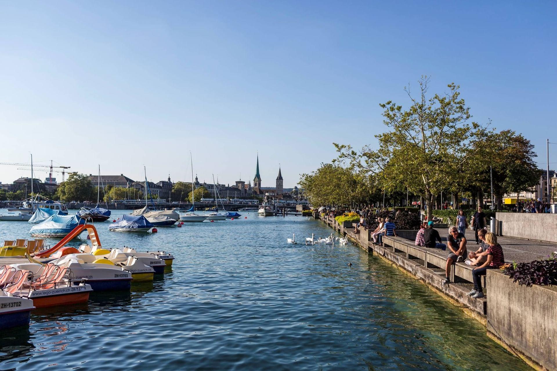 Attractions near Hotel Krone Unterstrass in Zurich