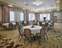 Coast Canmore Hotel & Conference Centre Meetings - Orchid - Rounds of 8