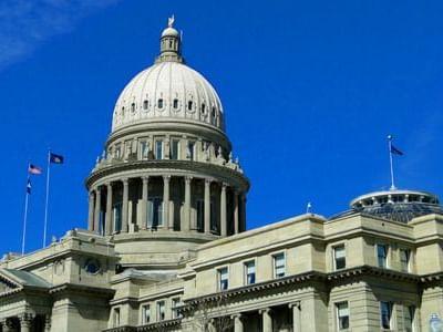 a capitol building