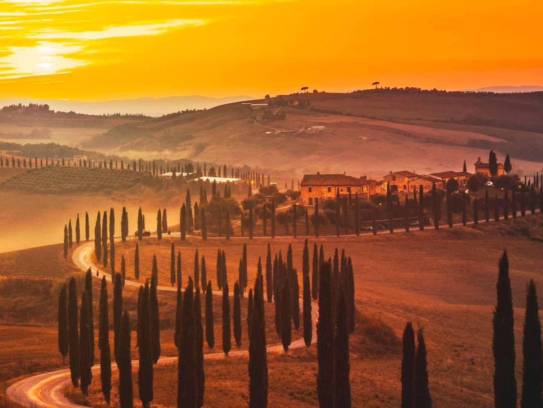Val d'Orcia: idee per un viaggio in famiglia in Toscana